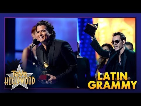 Latin Grammy 2013 Los Ganadores: Pitbull, Marc Anthony, Carlos Vives