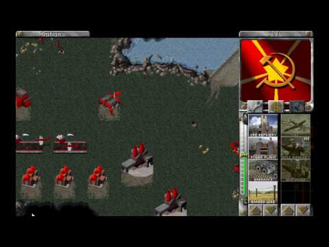 Command and Conquer: Red Alert 1 PC Gameplay HD