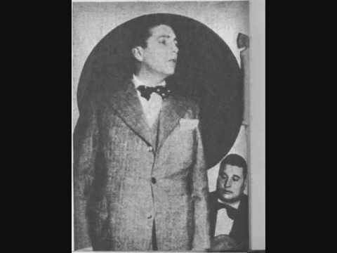 Botines viejos - Ignacio Corsini - Tango
