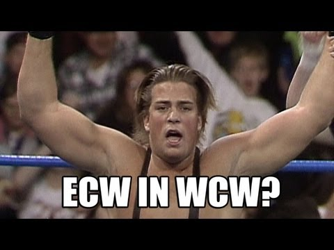 FULL-LENGTH MATCH - WCW Worldwide 1993 - Rob Van Dam vs. Raven
