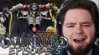 Today is a good day to die! | Overlord2 Episode 5 Reaction
