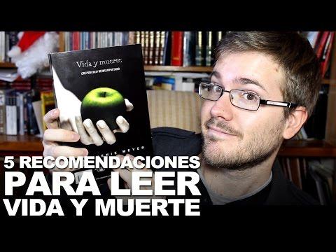 VIDA Y MUERTE, de Stephenie Meyer | Crepúsculo reimaginado  | Javier Ruescas