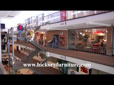 Hickory Furniture Mart - Through The Years (Short Version)
