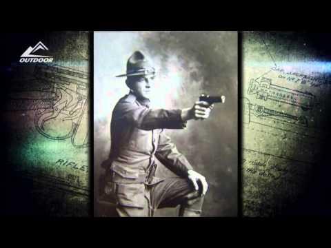 Огнестрельное оружие США - Пистолет Браунинга