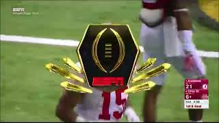 Buckeye Throwback: Ezekiel Elliott Highlights vs  Alabama in 2015 Sugar Bowl