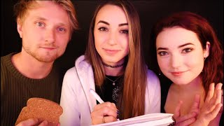 ASMR | Tingle Immunity Treatment Test | Ft. Goodnight Moon & Marno ASMR