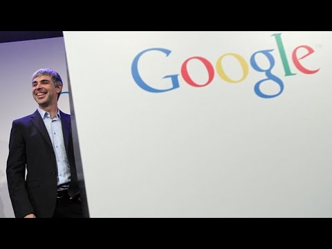 Google Co-Founders $8B Richer on Shares Surge