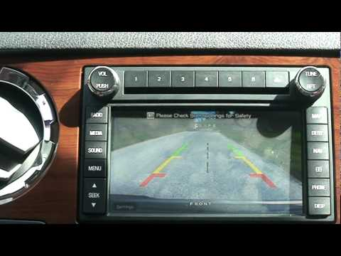 custom backup camera youtube