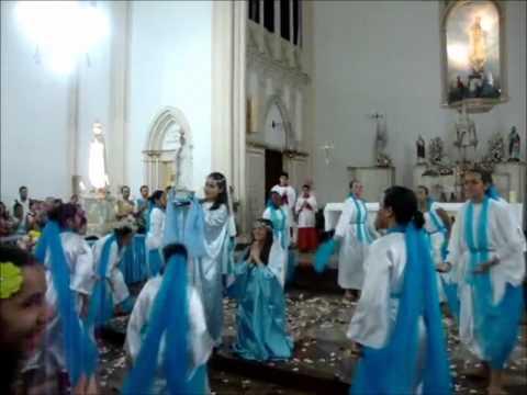Coroa��o de Nossa Senhora de F�tima - Outubro