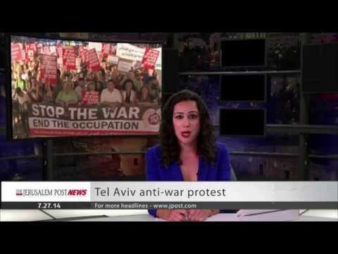 JPOST Israel News 27-7-2014