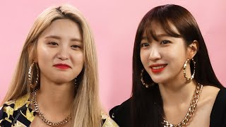 "EXID Plays ""Would You Rather"""