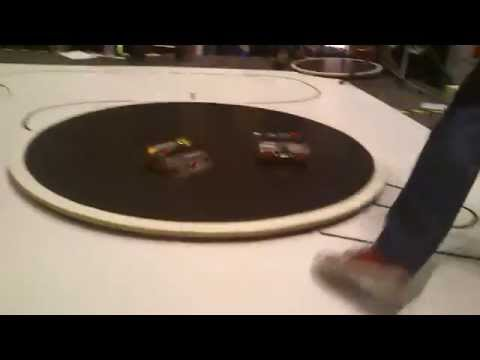 [Sumo Challenge 2014][Battle of robots Sumo]Twister vs Szwagierka