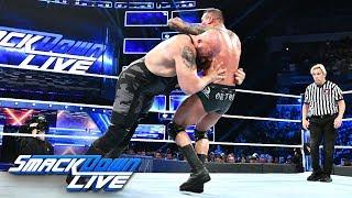 Big Show vs. Randy Orton - WWE World Cup Qualifying Match, Oct. 9, 2018