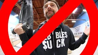 36 THINGS YOU SHOULD NEVER DO AT THE SKATEPARK!