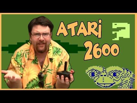 vingt-troisième test du grenier avec une revue rapide de plusieurs jeux de l'atari 2600. C'est pas une grosse vidéo comme j'avais dit par manque de temps ce mois dernier, prenez ca comme...