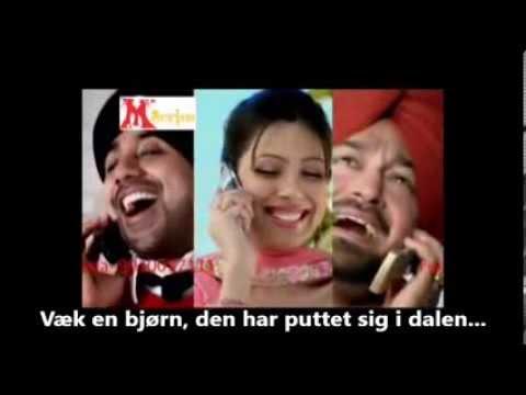 Hash og kikærter - Indisk undersættelse (Jassi Sidhu & Malkit...