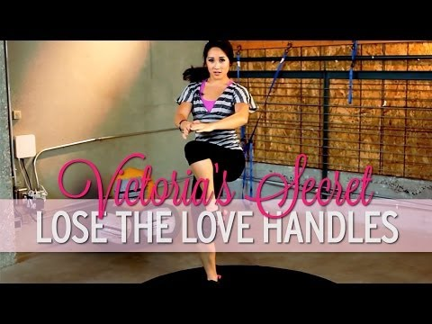 XHIT - Victoria's Secret Angel Series: How to Lose Your Love Handles