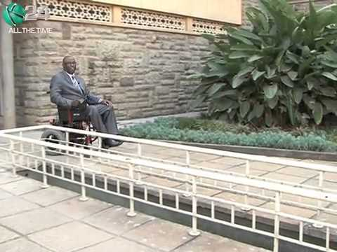 Physically Challenged MPs Decry 'Disability-Unfriendly' Environment