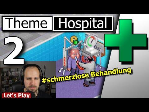 Neue Krankheiten braucht das Land #2 Lets Play Theme Hospital CorsixTH