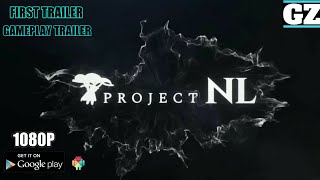 PROJECT NL - First Game Trailer - By Line Games - Upcoming #MMORPG #ActionRPG - Battle Royal Game