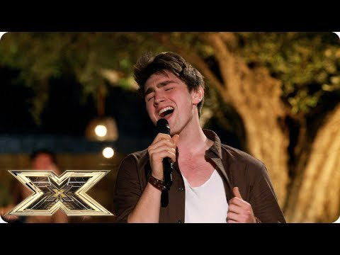Brendan Murray shines at Judges Houses  Judges Houses  The X Factor UK 2018