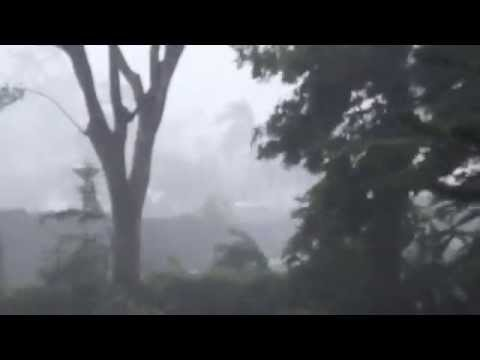 Typhoon Glenda (Rammasun), Los Banos, Laguna, Philippines, 16 July 2014
