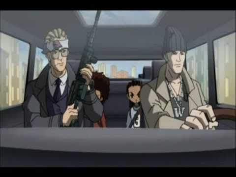 The Boondocks And Pulp Fiction video