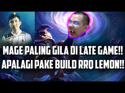 Tutorial Cyclops + BUILD RRQ LEMON, GILA BANGET GAK PAKE AJA!!! Mobile Legends Indonesia