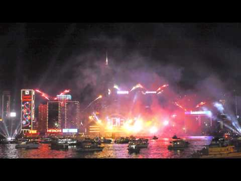 New Year.New World - Hong Kong Countdown Celebrations 2013 [HD]