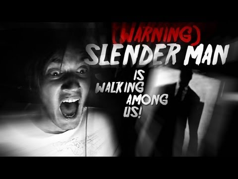 SLENDER - SCARIEST GAME EVER ;_; - SLENDER - Part 3 - Let's Play, Playthrough