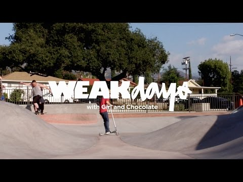 WEAKDAYS: LA CRESCENTA