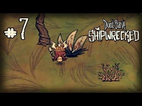 Don't Starve: Shipwrecked Прохождение: #7 - Трудно быть Мясоедом!