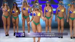 Download Candidatas MISS BUMBUM 2012 Parte 3. Perfect Brazilian Butt. 3Gp Mp4