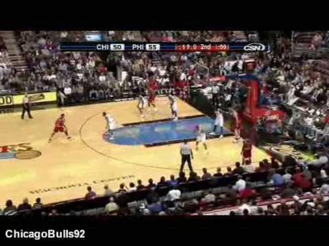 Derrick Rose - Rookie Season Highlights (08-09)