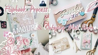 Flipbook Process + Outgoing Mail Share | OhSOFawn