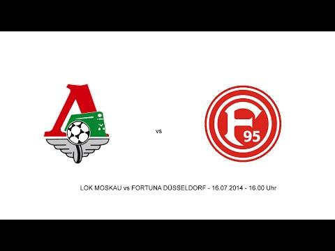 Lok Moscow vs Fortuna Düsseldorf