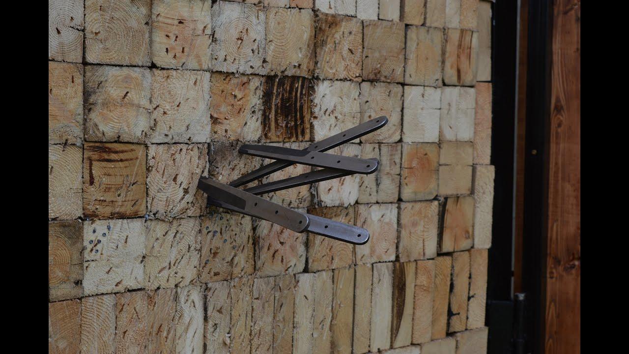 Стенд для метания ножей своими руками материалы, смета
