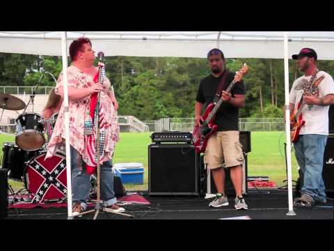 RevVer performs during the 2014 Tyler County Relay for Life April 26