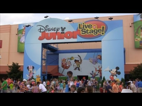 Disney Junior - Mickey Mouse Clubhouse Live on Stage in HD