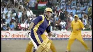 Dish TruHD - Perfect HD partner TVC - Shahrukh Khan & KKR