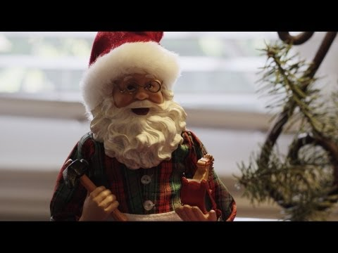 JULIAN SMITH - Creepy Santa Doll Music Videos