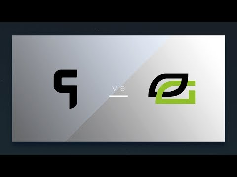 CS:GO - Ghost Gaming vs. OpTic Gaming [Overpass] Map 2 - NA Day 9 - ESL Pro League Season 7