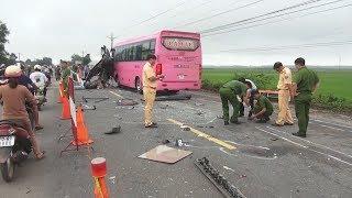 """Tin Tức 24h Mới Nhất Hôm Nay : Tây Ninh Tai nạn giao thông 6 người chết """" Chuyến du lịch định mệnh """""""