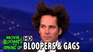 Paul Rudd The best of Bloopers - Gag Reel & Outtakes