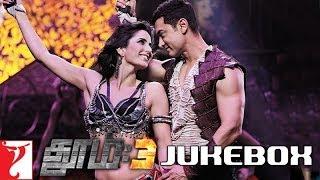 DHOOM:3 - [Tamil Dubbed] - Audio Jukebox