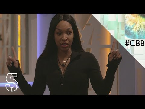 Malika rants about India | Day 6 | Celebrity Big Brother 2018