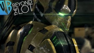 Mortal Kombat Legacy: Cyrax and Sektor