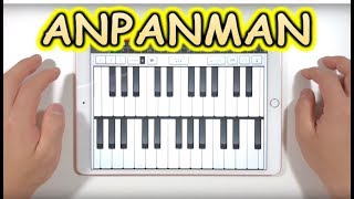 Download Lagu BTS (방탄소년단) - ANPANMAN Cover [iPad] Gratis STAFABAND