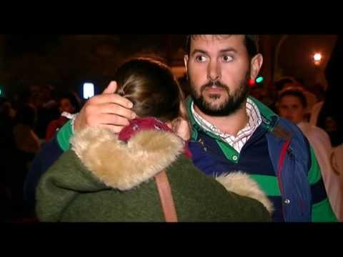 Incidentes en la 'Madrugá' de la Semana Santa en Sevilla