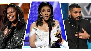 Grammys 2019 The Biggest Moments Of The Night